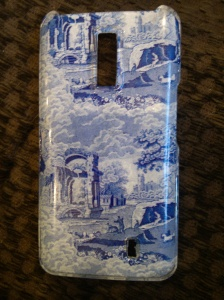 yes, even my cellphone cover!