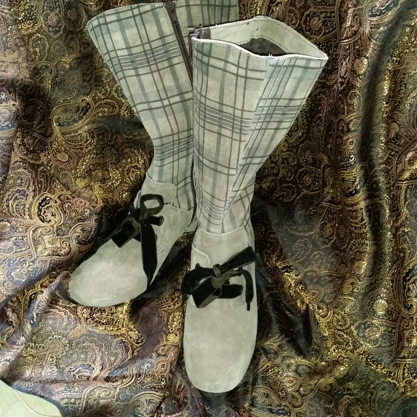 My Lucky Mary Poppins Boots