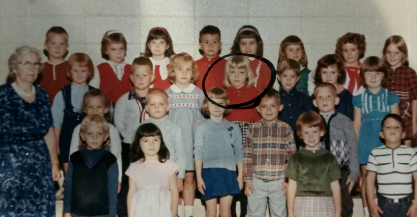 Mom ala' Kindergarten--Sheesh!